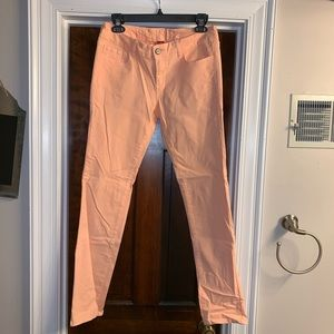 """Wax Jeans """"peach color"""" size 13 - New w/o tags"""
